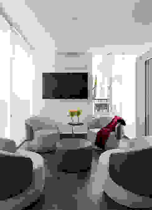 Varanda gourmet DCC by Next arquitetura Varandas Castanho