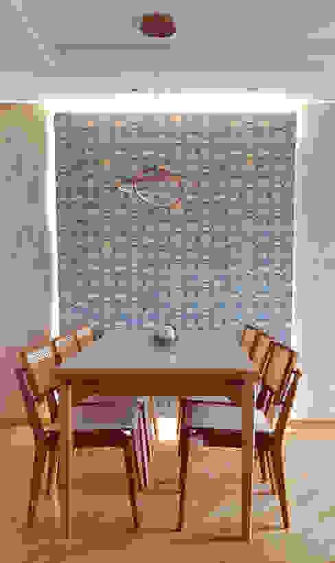 Projeto Sala de Jantar Rangel Design de Interiores Salas de jantar modernas