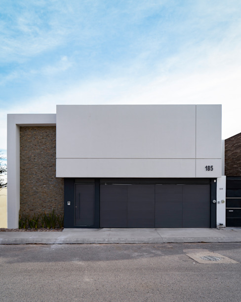 GRUPO VOLTA Single family home Grey