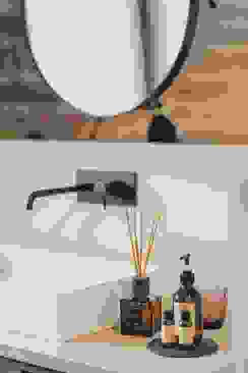 Limac Design Modern Bathroom Glass Brown
