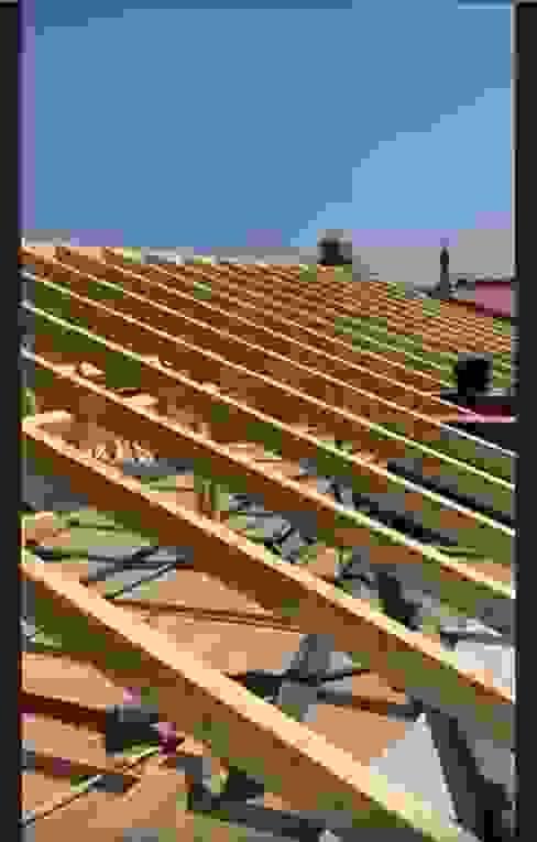 Construção de Telhados - ORÇAMENTOS Batucasul Blue Roof