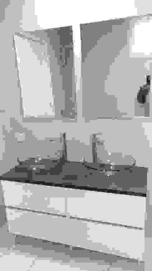 BLOC Casa Modular / Moradia T4 com 140 m2 - Vista quarto banho 1 BLOC - Casas Modulares