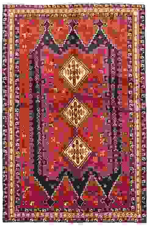 Persian House Suelos Bambú Rojo