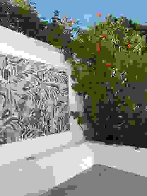 Jardim Paço de Arcos Pisoterreo Arquitectura Paisagista Jardins modernos