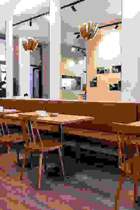 Manna | Mobiliário Restaurante Boa Safra Sala de jantarCadeiras e bancos Madeira maciça