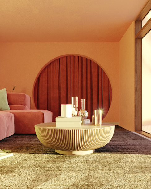 Cristina La Porta Studio Living room