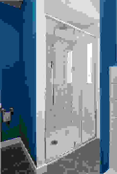 Zen in blu Megius spa Bagno moderno Blu