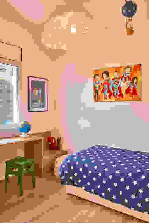 Bloomint design Phòng ngủ bé trai