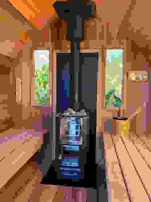 Sauna finlandesa CASÁRBOL Saunas Madera maciza