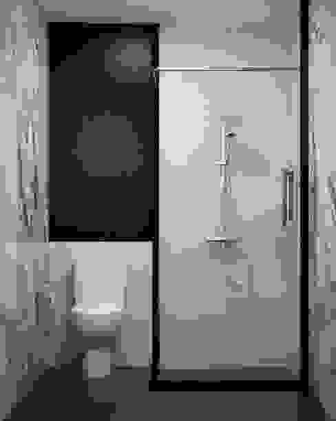 interior design & build Daniya Architect Kamar Mandi Minimalis