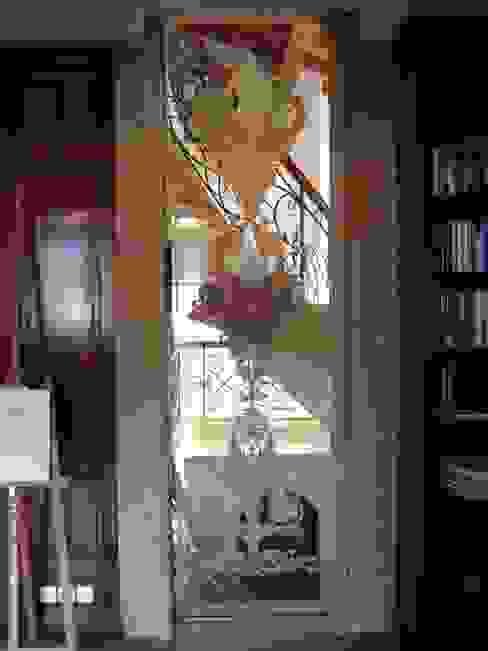 Decoro per Finestra Arte 2000 Lucernario Marmo Bianco