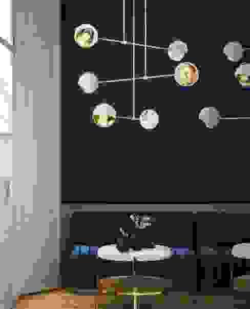 Modern Home Decor With Indigo Blue Essential Home Вітальня