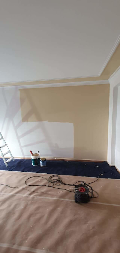 apartamento t3 completo Newlife pinturas