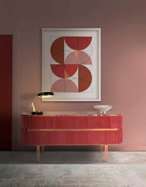 Ingresso Essential Home Ingresso, Corridoio & Scale in stile moderno