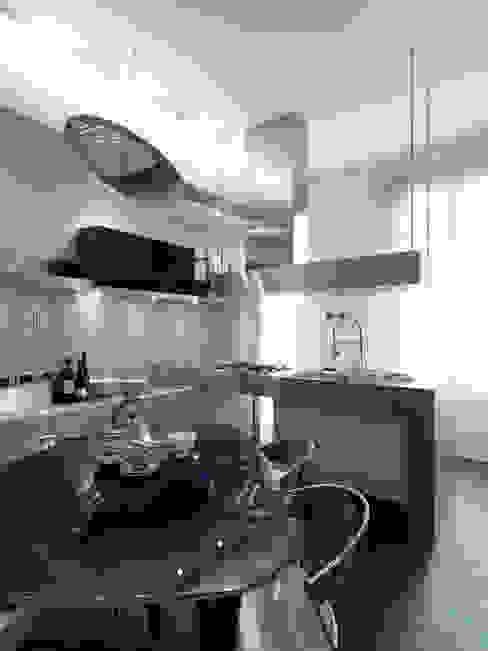La cucina DE CARLO ARCHITETTI Cucina moderna