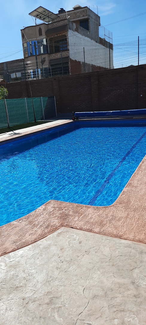 Albercas DCA 家庭用プール