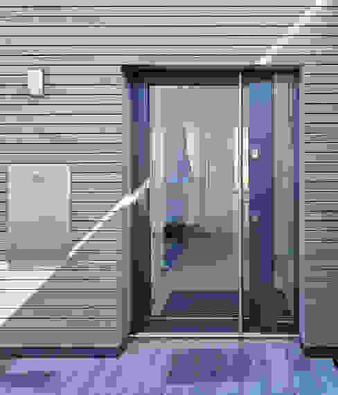 Türe mit Glasausschnitt Karl Moll GmbH Haustür Aluminium/Zink Schwarz