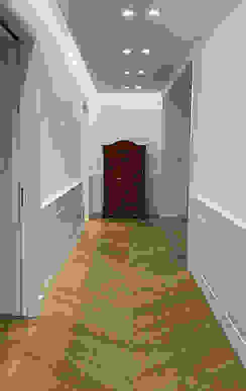 Wall coverings in white wood Tognini Bespoke Furniture Walls & flooringWall & floor coverings Wood White