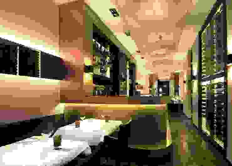 Bond Restaurant, Berlin Moderne Arbeitszimmer von BERLINRODEO interior concepts GmbH Modern