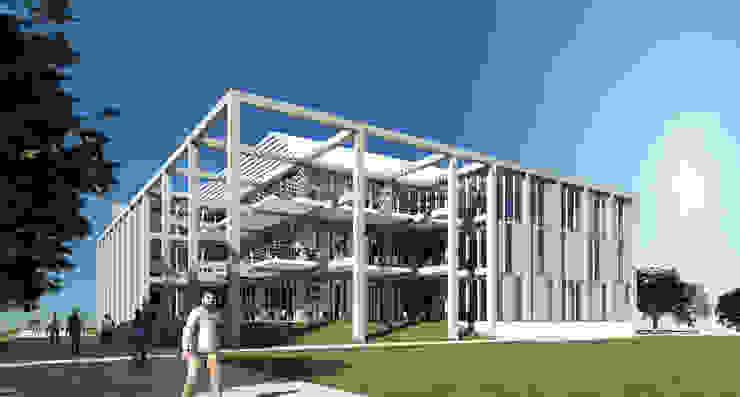 by Architekten Graf + Graf Modern