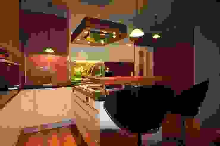 Überblick zur Küche homify KücheSchränke und Regale