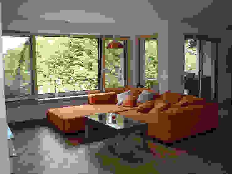 haus l oberpfalz Moderne Wohnzimmer von innenarchitektur s. kaiser Modern