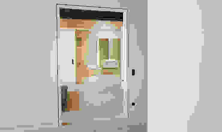Loft Wedding // Schlafzimmer Industriale Badezimmer von designyougo - architects and designers Industrial Beton