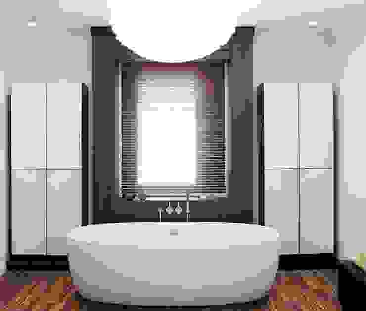 Baños de estilo moderno de Gerber GmbH Moderno