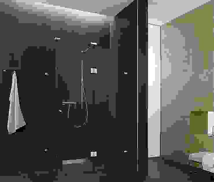 Badezimmer Moderne Badezimmer von homify Modern