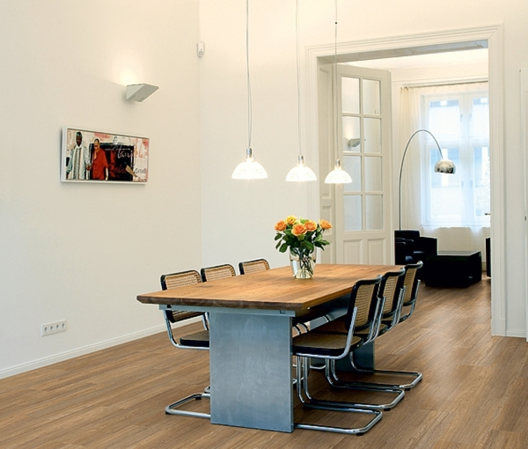 Comedores de estilo moderno de Gerber GmbH Moderno