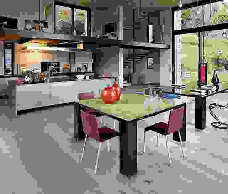 Wohnen Moderne Esszimmer von Gerber GmbH Modern
