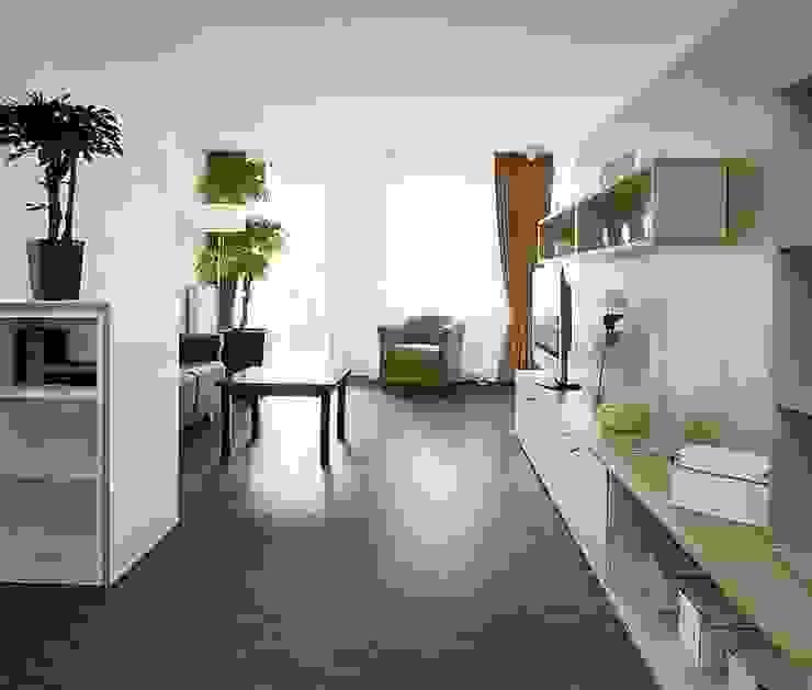 Wohnen Moderne Wohnzimmer von Gerber GmbH Modern
