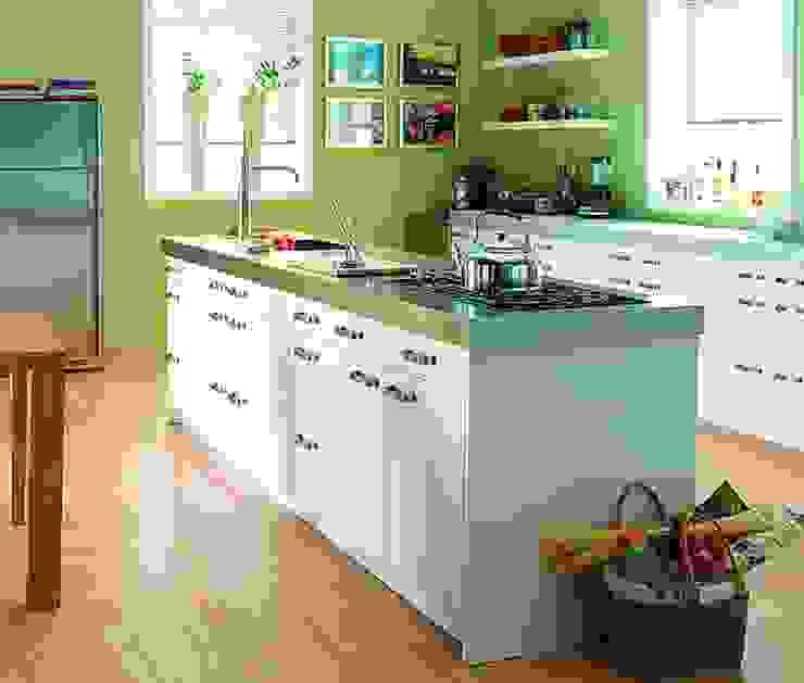 Modern kitchen by Gerber GmbH Modern