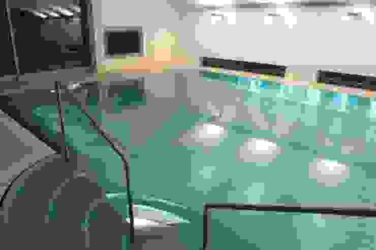 Pool Moderne Pools von Architekten Graf + Graf Modern