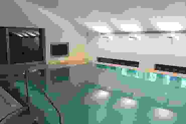 Pool Architekten Graf + Graf Moderne Pools