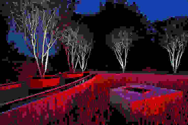 Jardin original par Planungsbüro STEFAN LAPORT Éclectique