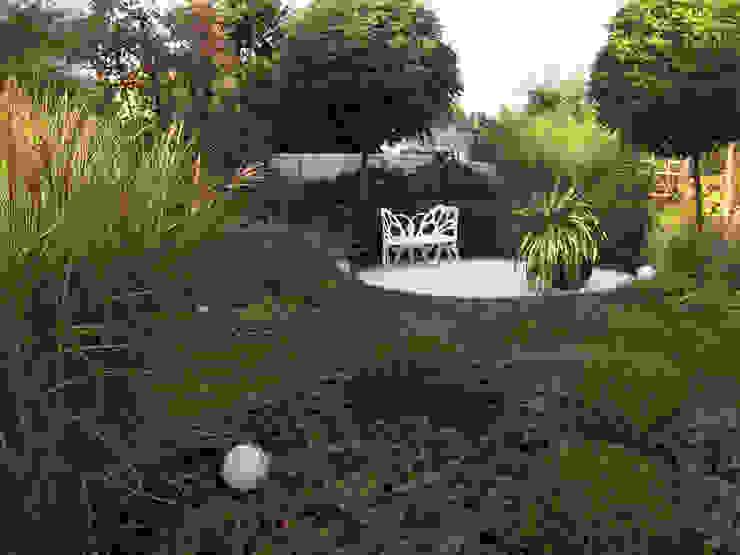 Jardin de style  par Planungsbüro STEFAN LAPORT,