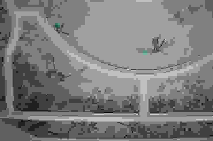 Salon original par Wandmalerei & Oberflächenveredelungen Éclectique