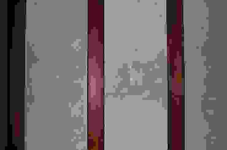 Foyergestaltung- Stoffimitation von Wandmalerei & Oberflächenveredelungen Klassisch