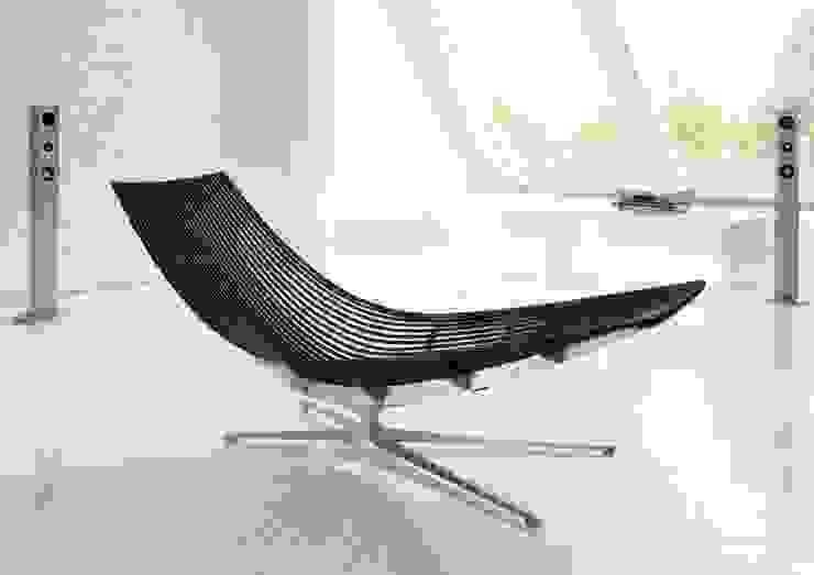 por KERN-DESIGN GmbH Innenarchitektur + Einrichtung Moderno