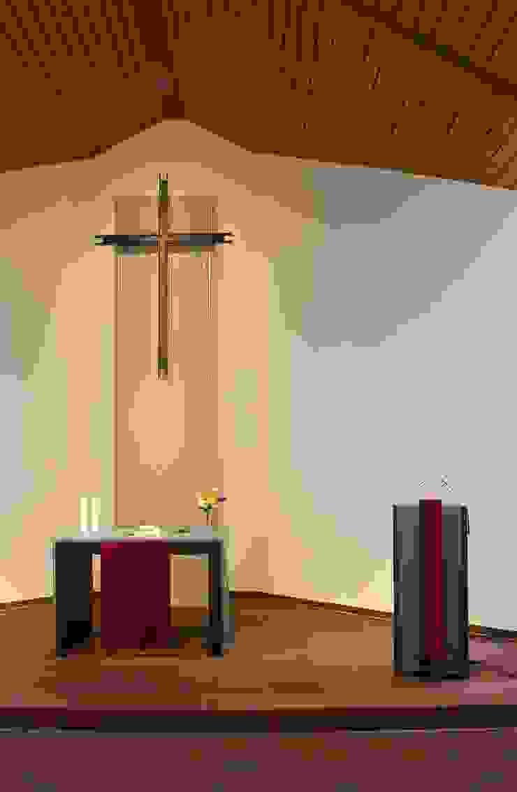 Altarrückwand Moderne Häuser von Wandmalerei & Oberflächenveredelungen Modern