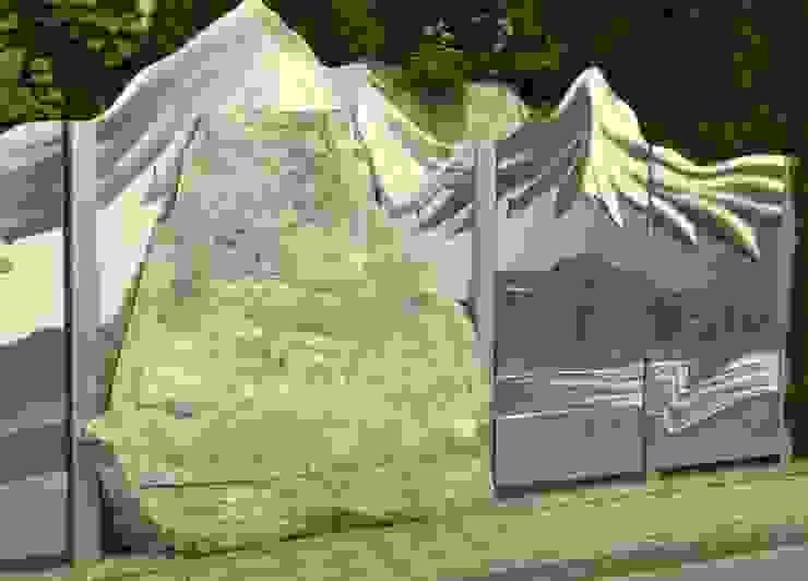 Edelstahl Tore Ausgefallener Garten von Edelstahl Atelier Crouse - individuelle Gartentore Ausgefallen