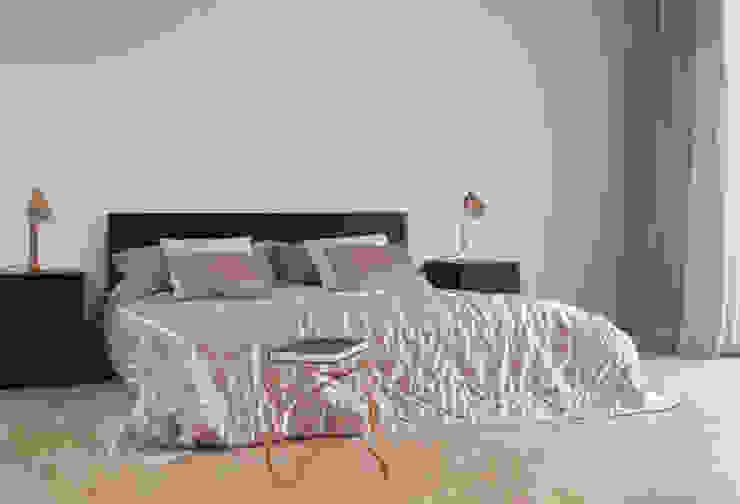 클래식스타일 침실 by berlin homestaging 클래식