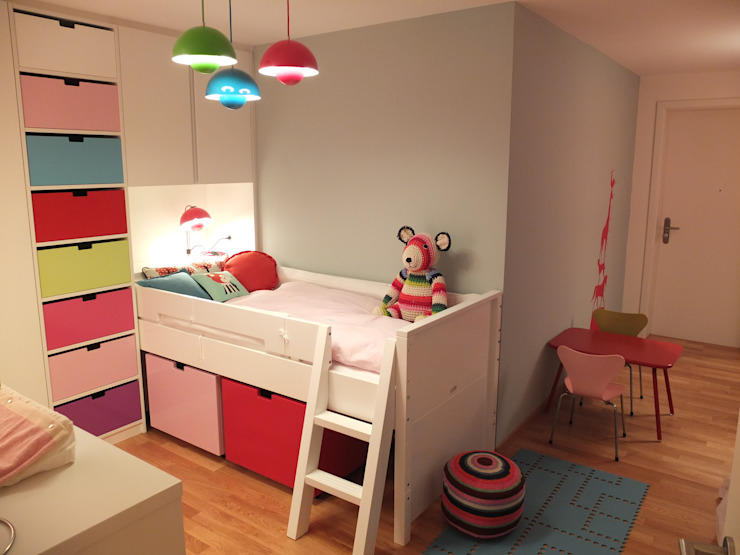 Classic style nursery/kids room by berlin homestaging Classic