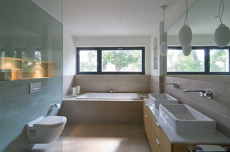 Modern Bathroom by Design Modern