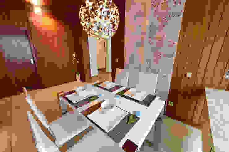 Eigentumswohnung Duisburg Moderne Esszimmer von raumessenz homestaging Modern
