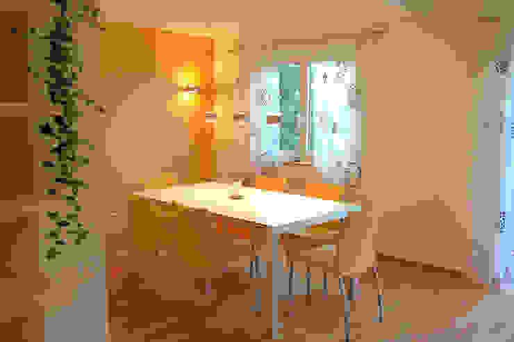 Modern dining room by Einrichtungsideen Modern