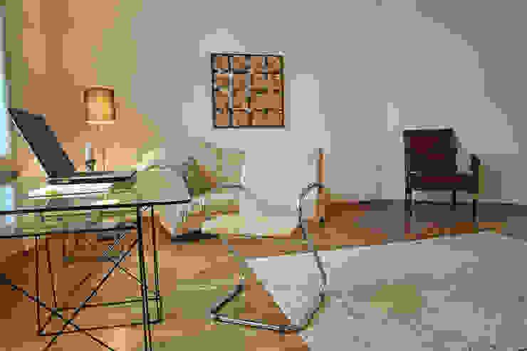 wohnhelden Home Staging Estudios y despachos de estilo clásico