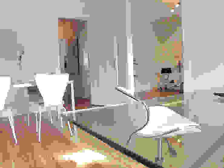 Altbauwohnung Verkaufs-Optimierung6 Moderne Arbeitszimmer von wohnhelden Home Staging Modern