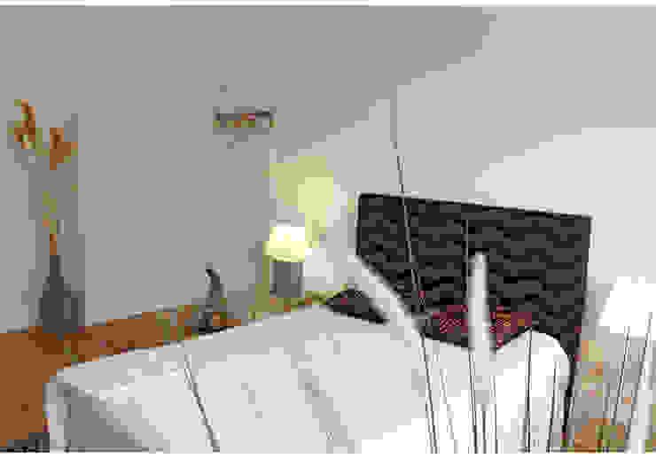 Altbauwohnung Verkaufs-Optimierung3 Moderne Schlafzimmer von wohnhelden Home Staging Modern